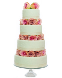 york wedding cakes roses york